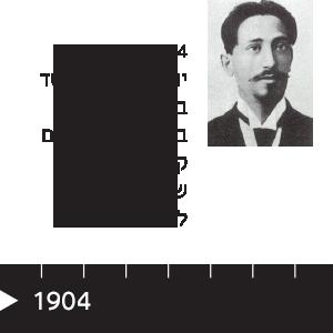 1904  יוסף ויתקין מייסד בית ספר ראשון במושבה ומפרסם קול קורא, שמהווה זרז לעלייה השנייה.